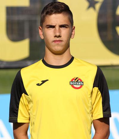 Димитър Балинов