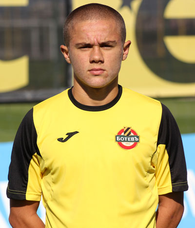 Кристиан Добрев